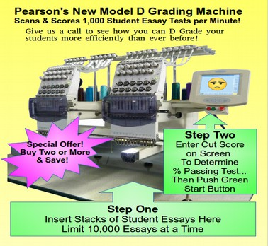 score essays from home pearson Work-at-home scoring jobs and test prep jobs online pearson hires freelancers to trainees analyze student writing samples and score practice papers and.